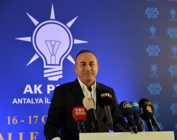 Bakan Çavuşoğlu'dan, Kılıçdaroğlu'na 'diktatör bozuntusu' yanıtı