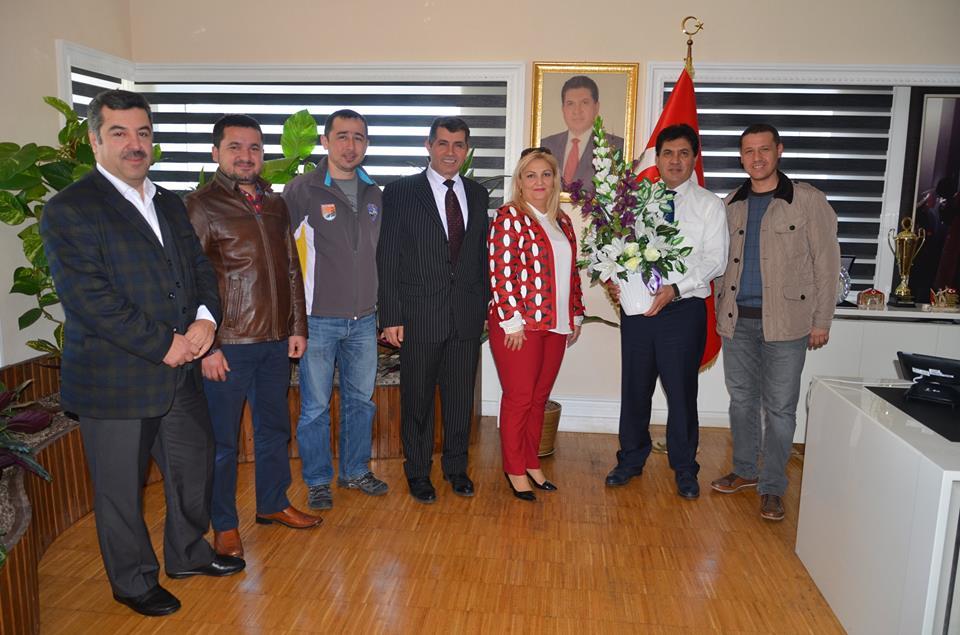Başkan Gül'e Teşekkür Ziyaretleri Devam Ediyor