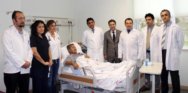 Antalya Eğitim ve Araştırma Hastanesi organ nakline başladı