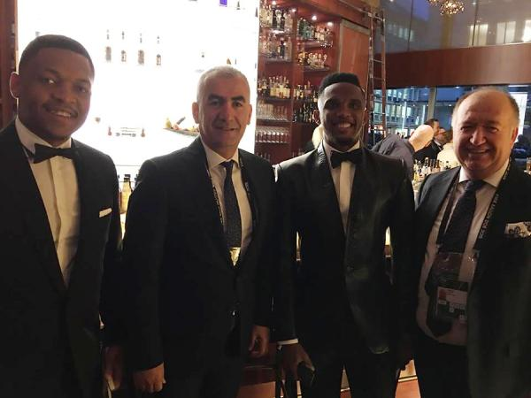Antalyaspor Başkanı Gencer Altın Top'ta Messi'yle