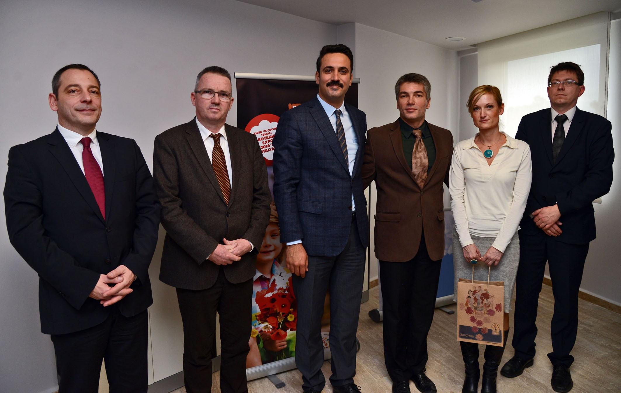 Macaristan EXPO 2016'da Osmanlı motifli bahçe kuracak