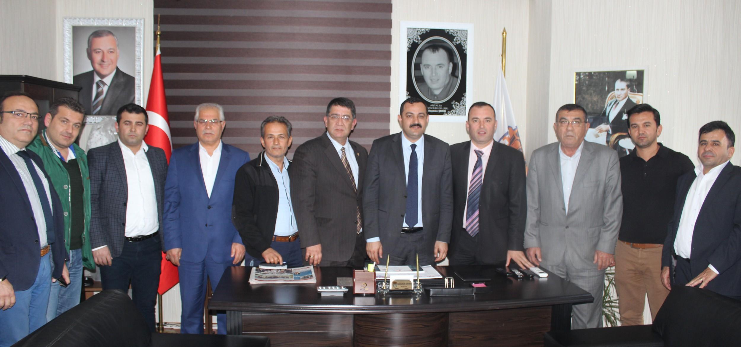 """Sümer, """"2016 Antalya'da ulaşım yılı olacak"""""""