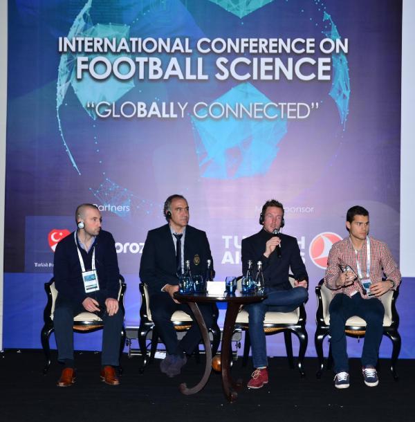 Uluslararası Futbol Bilimleri Konferansı sona erdi
