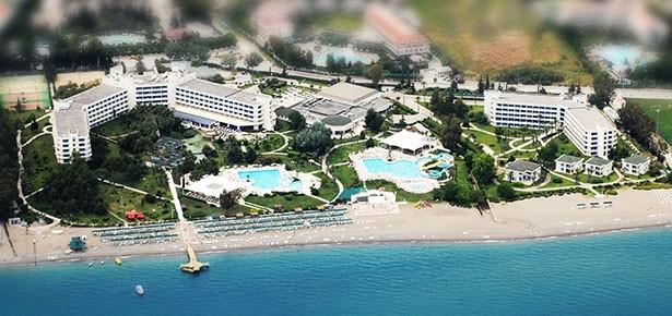 Mirage Park, GÜRİŞ  tarafından işletilecek
