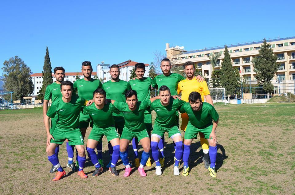 Kemer Belediye Korkuteli Tan Sporu 4-1 Mağlup Etti