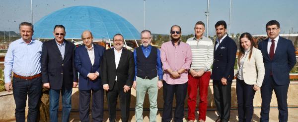 Kuveytli işadamları EXPO 2016'yı ziyaret etti