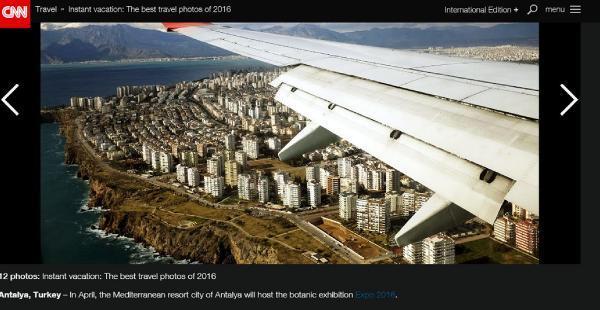 EXPO 2016, CNN Travel'da