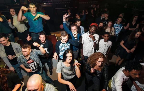 Gece kulüpleri tanıtımda Ukrayna'ya yöneldi