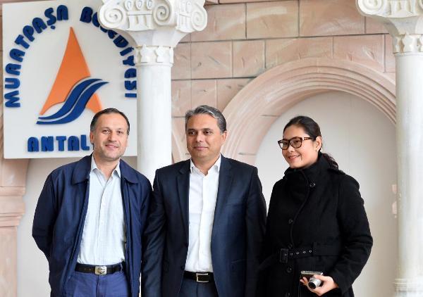 Başkan Uysal'dan Uzakdoğu'ya tatil daveti