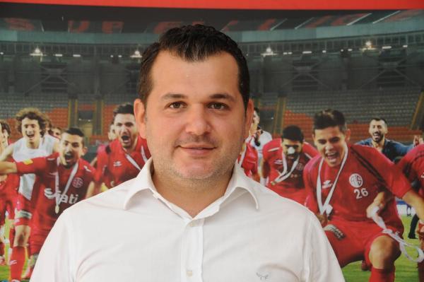 Antalyaspor'un hedefi ilk 10