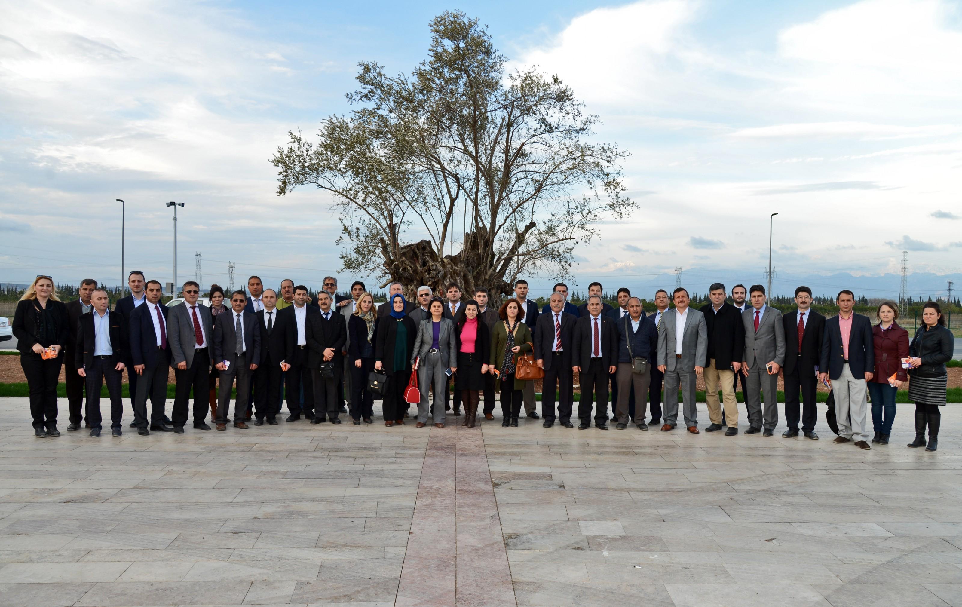 Aksulu okul müdürleri, EXPO 2016'da