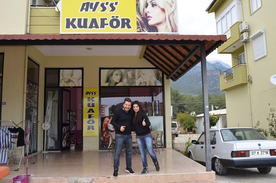 Aslanbucak'a Yeni Bayan Kuaför Salonu Açıldı.