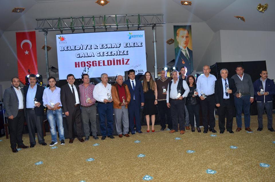 Başkan Mustafa Gül Esnaf'a Umut Saçtı