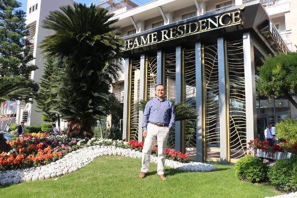Fame Residence Otel'e Yeşil Anahtar Ödülü