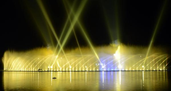 EXPO 2016'da suyun dansı büyüleyecek