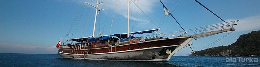 Alaturka Yachting ile Akdeniz'in Güzelliklerini Yaşayın