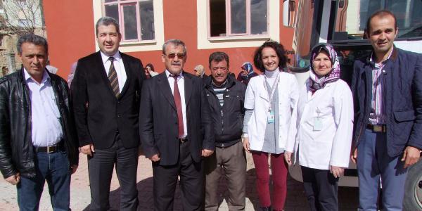 Korkuteli'nde ücretsiz kanser taraması