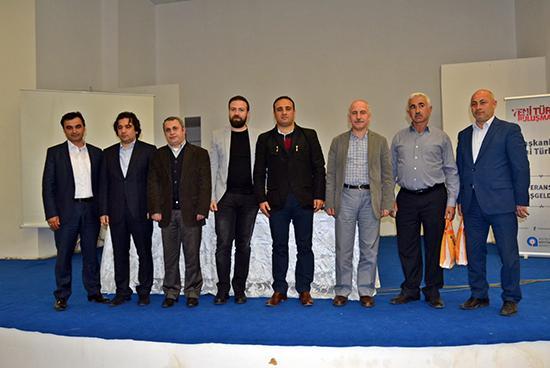 Yeni Türkiye Konferansları Demrelilerle buluştu