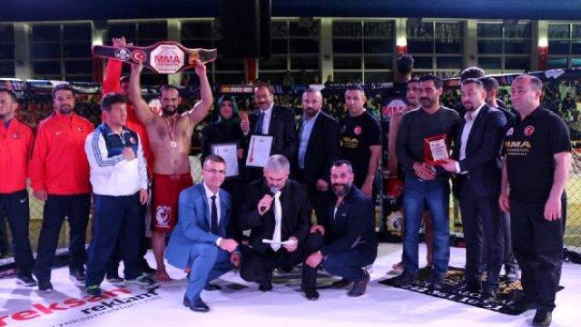 Karma Dövüş Sanatları Türkiye Seçmeleri Kemer'de Yapıldı