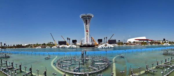 EXPO 2016 Antalya, görkemli bir törenle açılacak