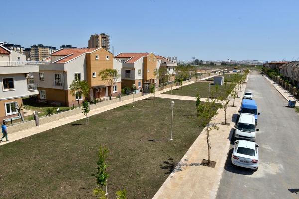 Sarısu Mahallesi'ne yeşil alan ve yeni park