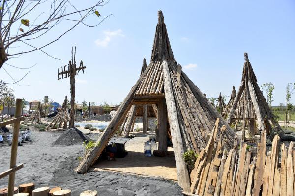 Expo'nun en doğal projesi köylü kadınlardan