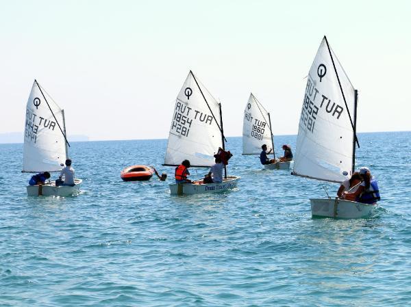 Yelken yarışları Setur Marina'da yapılacak
