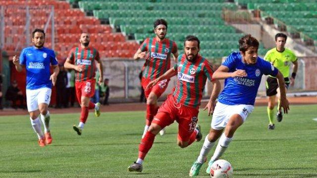 Diyarbekirspor-Kemerspor 1-0