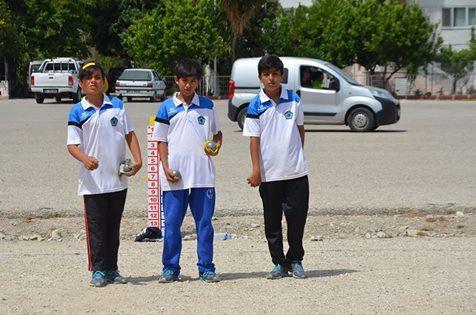 Türkiye Petank Şampiyonası Kemer'de Başladı
