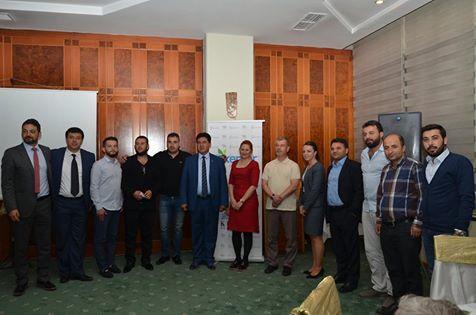 Konya'da Başkan Gül Kemer'i Tanıttı