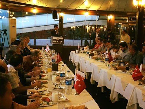 Başkan Gül Kemer'i Anlattı