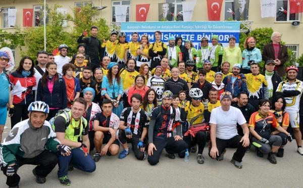 'Köyüm Bisiklete Biniyor'