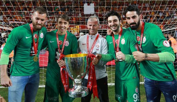 Türkiye Kupası 17'nci kez Galatasaray'ın