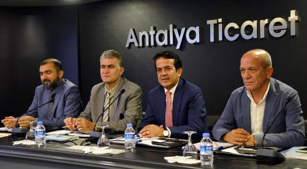 Krize karşı Antalya Yaklaşımı