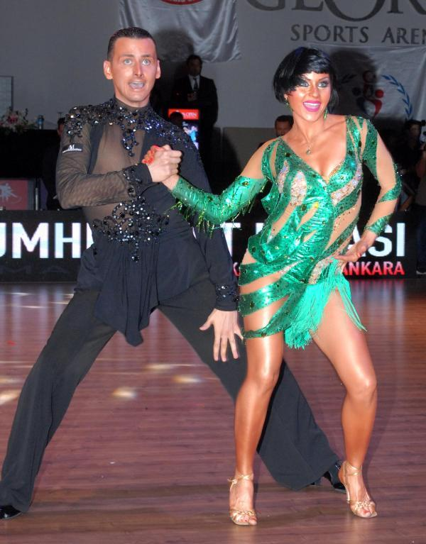 Gloria Open Dans Yarışması sona erdi