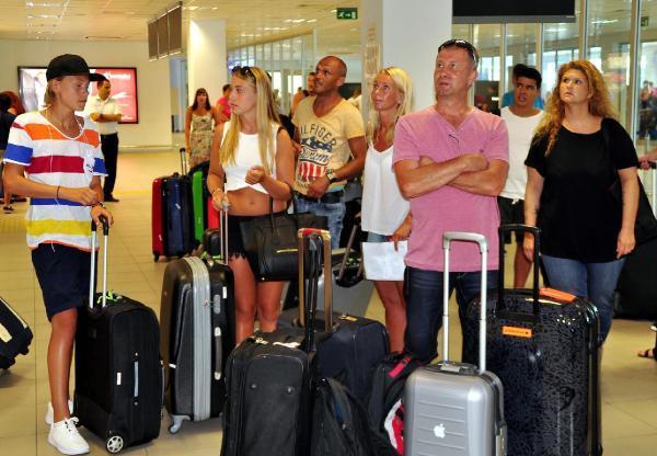 Antalya turizminde yüzde 30 düşüş