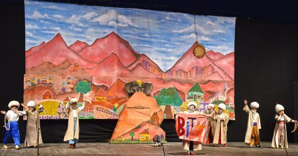 'Nasreddin Hoca Bir Gün' Expo'da