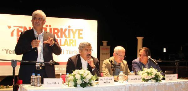 Yeni Anayasa ve Yeni Türkiye konferansı