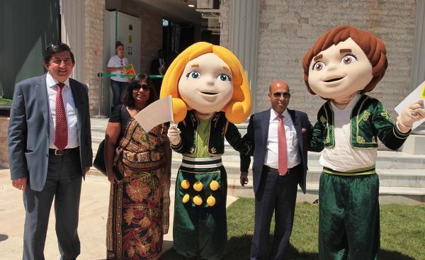 Sri Lanka gösterileriyle Expo 2016'ya renk kattı