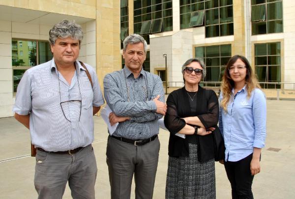 Antalya'da imzacı akademisyenlerden suç duyurusu