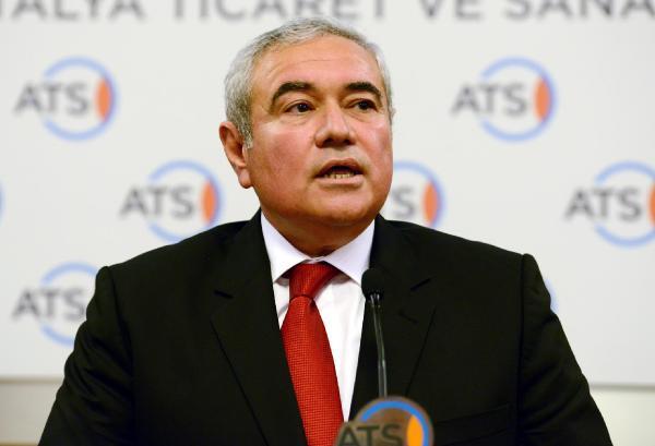 ATSO Başkanı Çetin: Turizmde sezon yaklaştıkça kayıp büyüyor