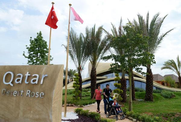 300 yıllık 'Çöl Gülü' Expo 2016'da sergileniyor