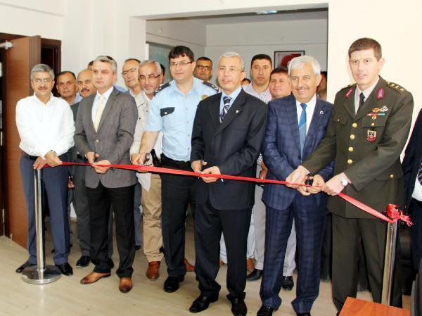 Kumluca'da Mobese sistemi kuruldu