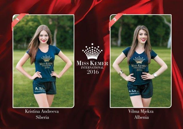 Miss Kemer International Güzellerini Final Heyecanı sardı