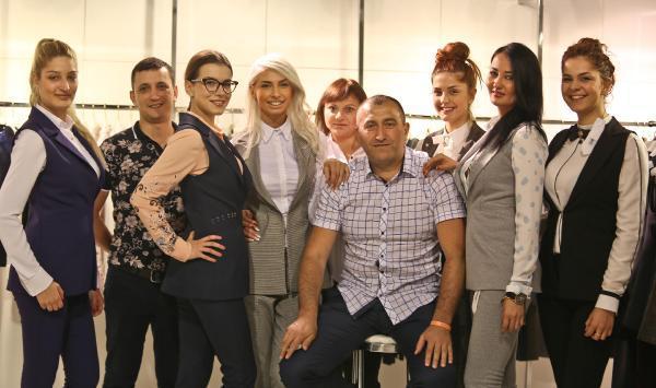 'Dosso Dossi Fashion Show' için 6 otel kapatıldı, 4 bin tekstil alıcısı geldi