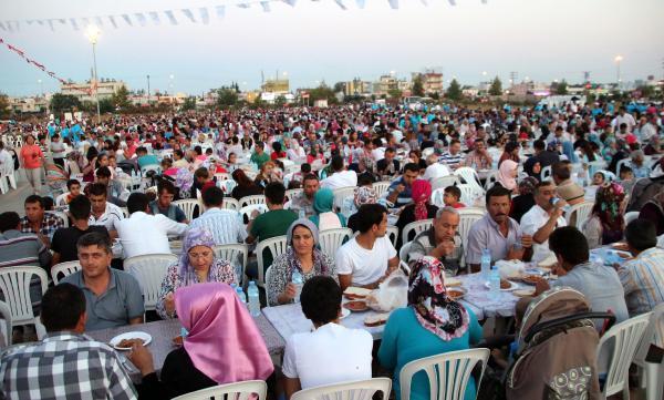 Büyükşehir Belediyesi Ramazana hazır