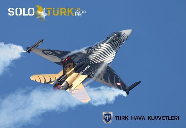 SoloTürk, Kemer'de gösteri uçuşu yapacak