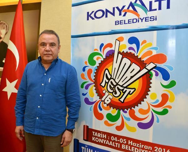 Konyaaltı Hobi Fest 2016 için geri sayım