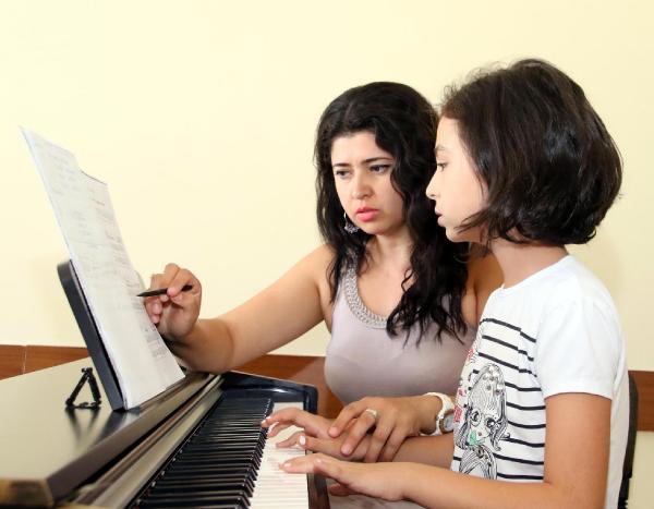 Büyükşehir, geleceğin müzisyenlerini yetiştiriyor