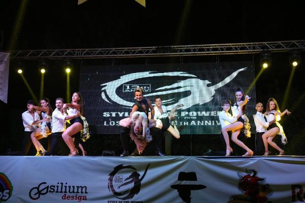 Dans tutkunlarını buluşturan festival
